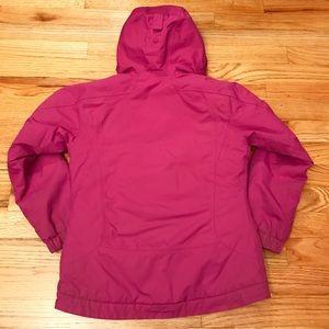 ed16a3cff REI Jackets & Coats - REI Co-op Timber Mountain Jacket - Girls' Fuchsia